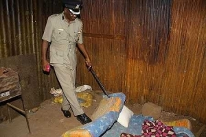 Bloody Fight: Angry Husband Chops Off Wife